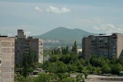Armenia Abovyan 2005 Royalty Free Stock Photos