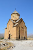 Armenia, ancient church in Areni village, 13 century Royalty Free Stock Photo