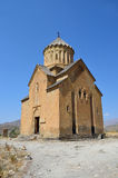 Armenia, ancient church Surb Astvatsatsin in Areny village Royalty Free Stock Photography