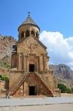 Armenia, ancient monastery Noravank Stock Image