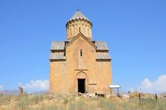 Armenia, antyczny kościół w Areni wiosce, 13 wiek Obrazy Royalty Free