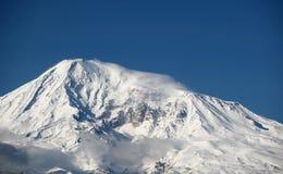 Armenia ararat granice górski indyk wiosny Zdjęcia Stock
