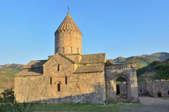 Armenia, The Church of St. Gevorg in the medieval monastery of Goshavank Royalty Free Stock Image