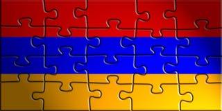 Armenia flag Royalty Free Stock Image