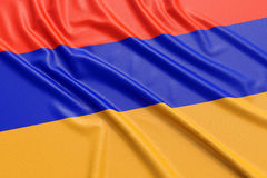 Armenia flag Royalty Free Stock Image