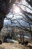armenia góry Ijevan Zdjęcia Stock