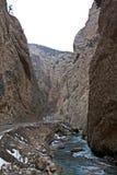 armenia härlig kanjon Royaltyfri Bild
