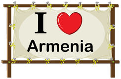 Armenia Royalty Free Stock Photography