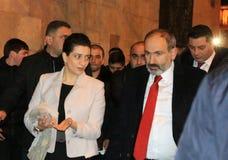 Armenia Marzec 1 obrazy stock