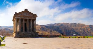 Armenia. Monastery Garni. Day! Royalty Free Stock Photos