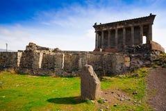 Armenia. Monastery Garni. Day! Royalty Free Stock Photography
