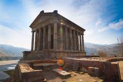 Armenia. Monastery Garni. Day! Royalty Free Stock Image