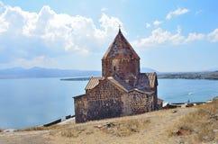 Armenia, monastery of the 1st century Sevanavank, Surb Arakelots Stock Images