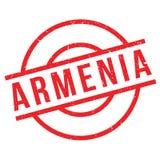 Armenia pieczątka Obrazy Royalty Free