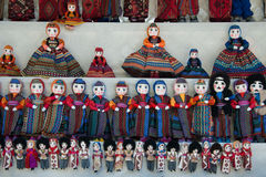 ARMENIA DOLLS Stock Photo