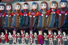 ARMENIA DOLLS Stock Image