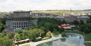 armenia yerevan Arkivfoto