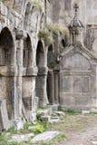 Armenian Apostolic Church. Mountain landscape, the monastery. Royalty Free Stock Photo