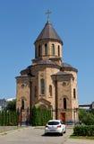 Armenian Apostolic church Surb Arutyun. Rostov-on-Don, Russia. August 2, 2016 Stock Images