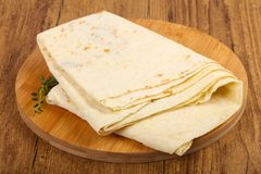 Free Armenian Bread - Lavash Royalty Free Stock Photography - 111982027