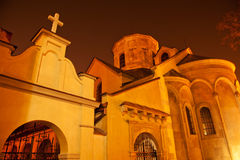 Armenian cathedral Stock Images