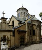 Armenian Cathedral of the Assumption of Mary,Lemberg,Ukraine Royalty Free Stock Photo