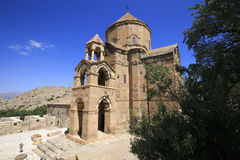 Armenian Cathedral of The Holy Cross Stock Image