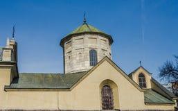 Armenian Cathedral in Lviv, Ukraine. 2015 Vector Illustration