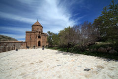 Armenian Cathedral in Van City,Turkey. Royalty Free Stock Photography