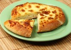 Armenian Cheese pie Royalty Free Stock Photos