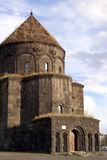 Armenian church. Old Armenian church in Kars, Turkey Stock Image