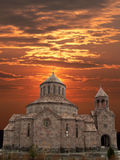 Armenian church. Royalty Free Stock Photos
