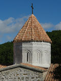 The Armenian church. Ancient Armenian church in Crimea Royalty Free Stock Photography
