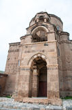 Armenian church Achdamar in Anatolia – Van, Turkey Royalty Free Stock Photo
