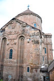 Armenian church Achdamar in Anatolia – Van, Turkey Royalty Free Stock Photo