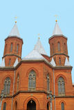 Armenian church in Chernivtsi Royalty Free Stock Photography