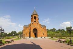 Armenian church Stock Images
