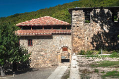 Armenian church in Crimea Royalty Free Stock Image