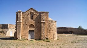 Armenian Church, Famagusta Royalty Free Stock Photography