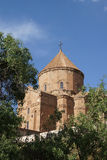 Armenian Church of the Holy Cross Royalty Free Stock Photo