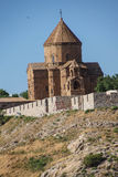 Armenian Church of the Holy Cross Royalty Free Stock Photos