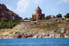 Armenian Church of the Holy Cross Stock Image