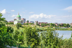 Armenian Church of the Holy Cross `Surb Khach` in Rostov-na-Donu Royalty Free Stock Images