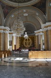 Armenian Church interior Stock Image