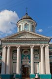Armenian church of St Catherine (1780) in Saint Petersburg Royalty Free Stock Image