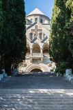 Armenian Church of St. Ripsime in Yalta Royalty Free Stock Images