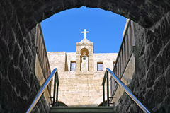 Armenian Convent of St. Nicholas in Jaffa Stock Photography