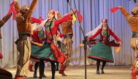 Armenian  dance Stock Photo