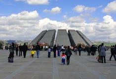 Armenian Genocide Royalty Free Stock Photo