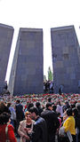 Armenian Genocide Stock Image